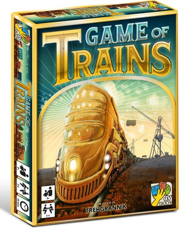 GIOCO Game of Trains