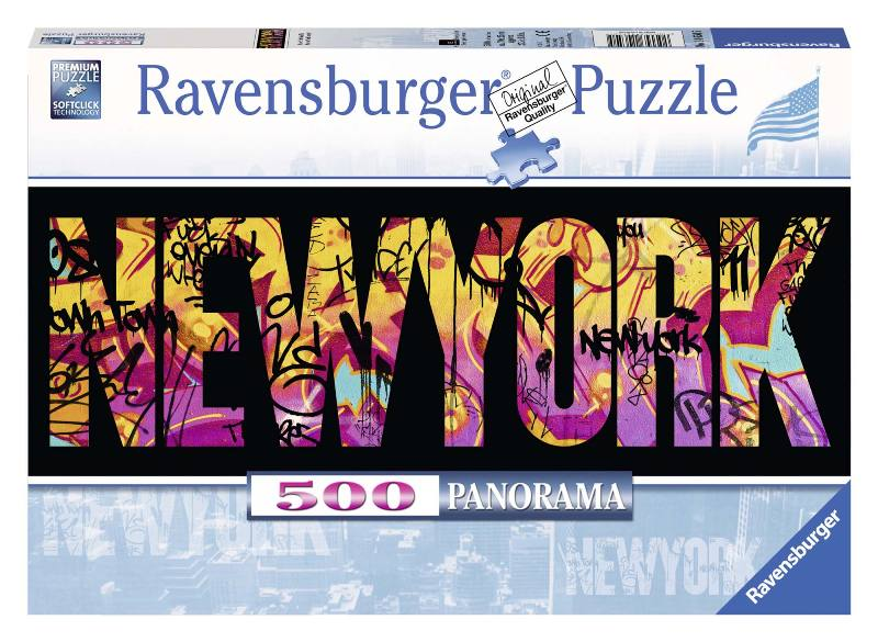 PUZZLE 500 PZ New York Graffiti - Trend Package